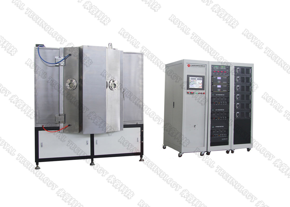 Ag Silver PVD  Plating Equipment , Silver Magnetron Sputtering  Deposition Vacuum Coating  Equipment